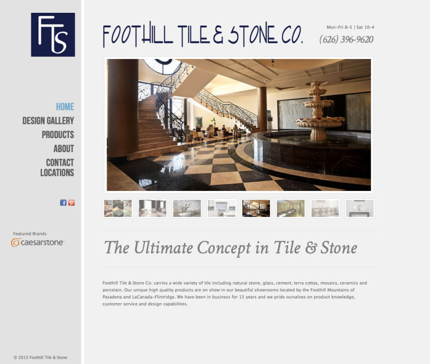 Foothill Tile & Stone