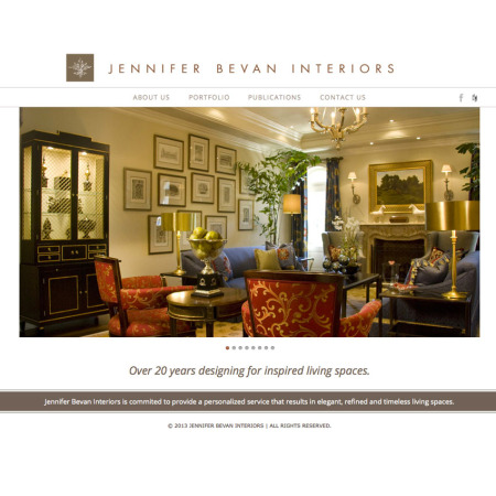 Jennifer Bevan Interiors